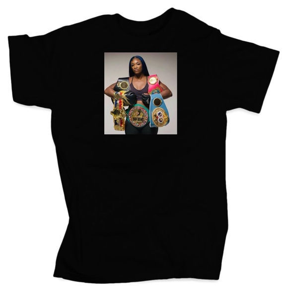 Claressa The GWOAT Shields T-shirt (Unisex)